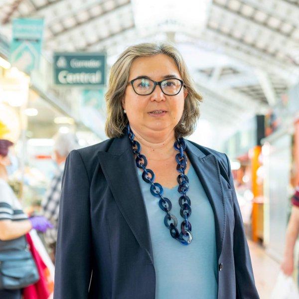 Cristina Oliete- MERCADO CENTRAL DE VALENCIA