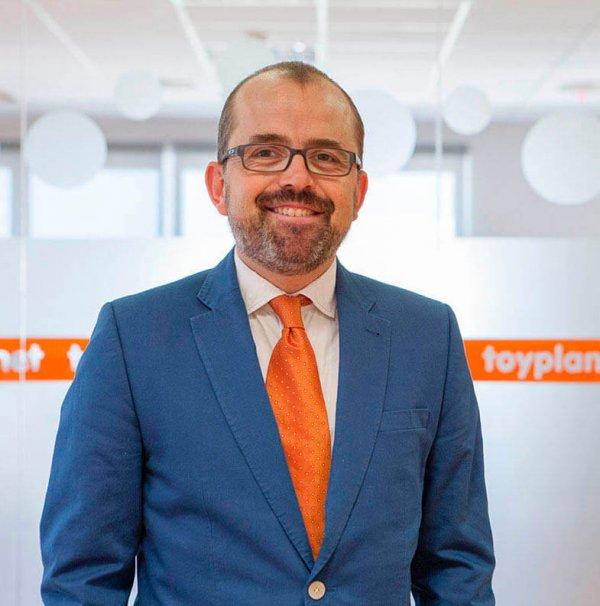 Ignacio Gaspar - TOYPLANTE
